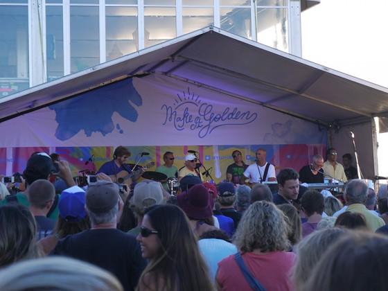 ケリー・スレーター 2014/03/07 Snapper Beach Concert