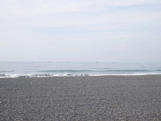 2016/07/11 7:00 静波(新堤東側)