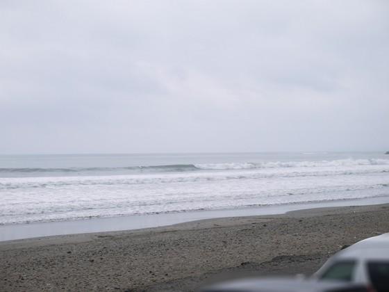 2014/07/07 9:24 片浜海岸