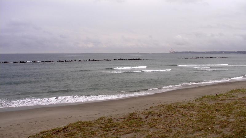2013/11/07 13:14 須々木海岸