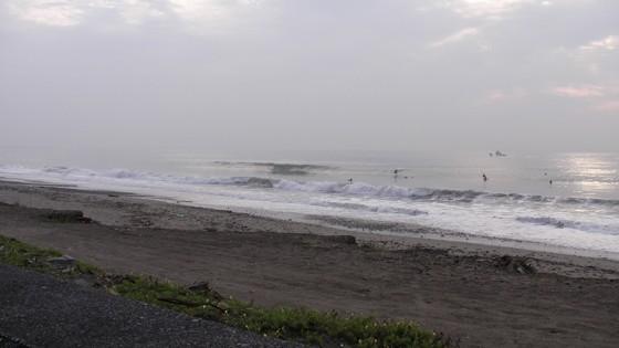 2014/09/10 6:31 片浜海岸