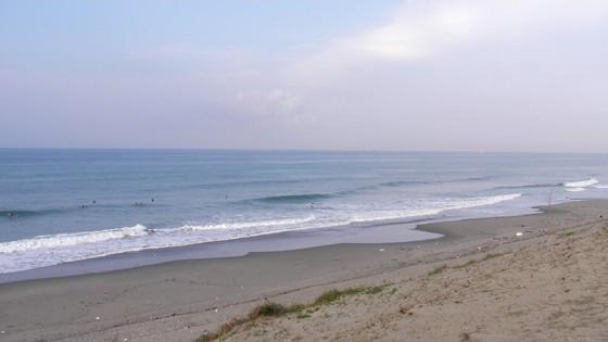 2014/09/10 7:04 浜岡砂丘