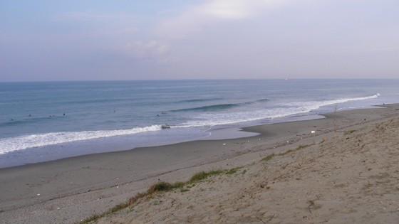 2014/09/10 7:05 浜岡砂丘