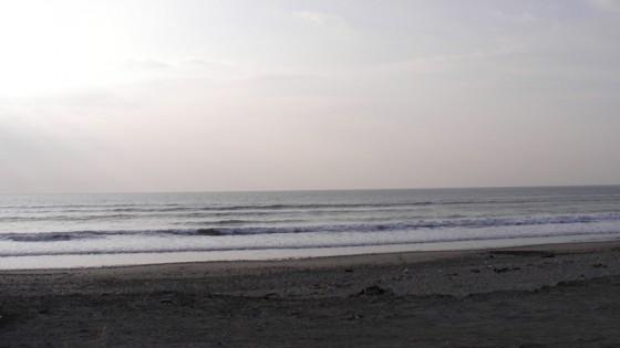 2014/09/17 6:56 片浜海岸