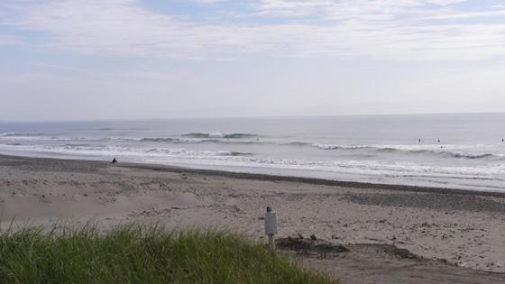 2014/09/21 8:49 片浜海岸