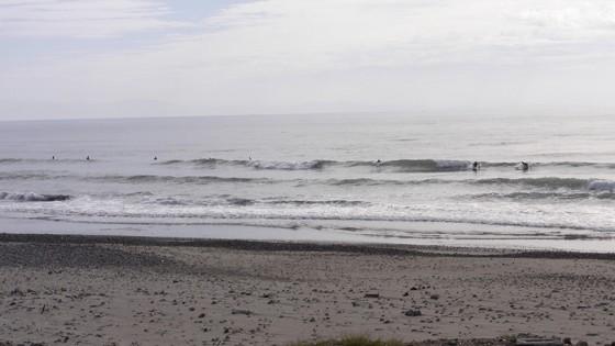2014/09/21 8:50 片浜海岸