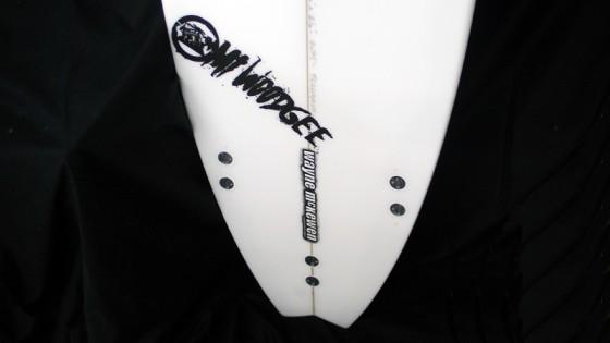 Mt Woodgee Surfboards STANDARD モデル スワローテール