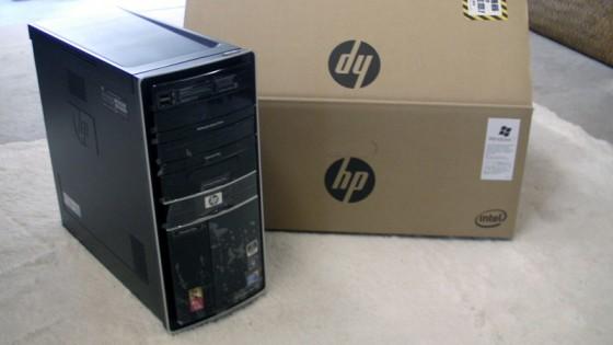 hp デスクトップPC