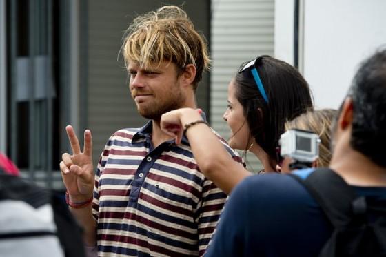 Dane Reynolds Hurley Australian Open 2014