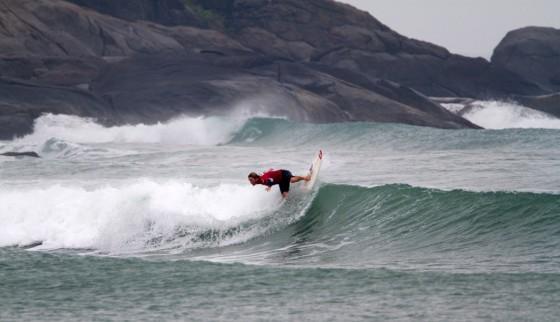 Hainan Classic AUS - Nic Muscroft Credit:ISA/Watts