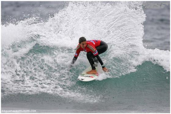 Billabong Azores Island Pro Ride on Mt Woodgee Surfboards