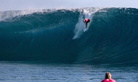 ケリー・スレーター Billabong Pro Tahiti 2014