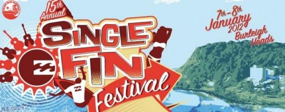 15th Burleigh Singlefin festival