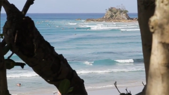 Byron Bay Early January 2013
