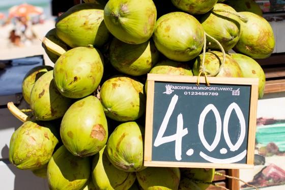 ココナッツ R$4