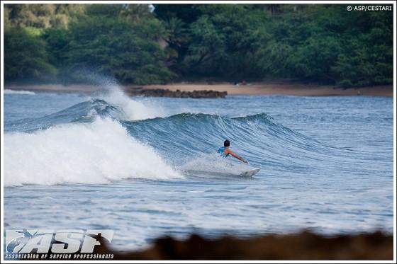 REEF Hawaiian Pro トムカレン