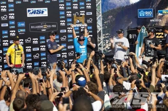 Adriano de Souza 2011 Billabong Rio Pro Win