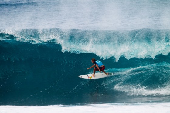 Bede Durbidge ビード・ダービッジ Billabong Pipe Masters 2012