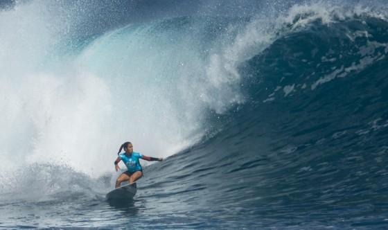 サリー Fiji Women's Pro