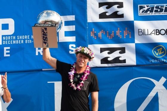 ミック優勝 ASP 2013 World  Title