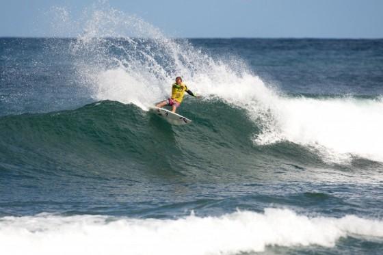 Josh Kerr REEF HAWAIIAN PRO 2013