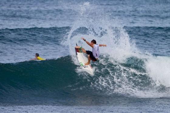 Reef Hawaiian Pro Torrey Meister (HAW). Photo: ASP/Kirstin