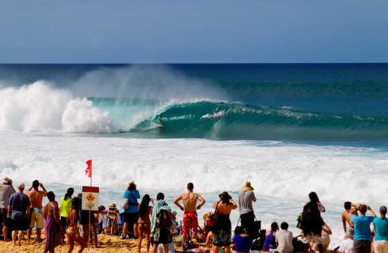 Billabong Pipe Masters Day1