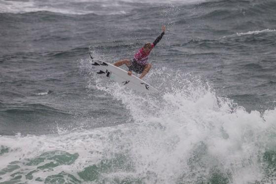 Josh Kerr Round2 Billabong Pro Rio 2013