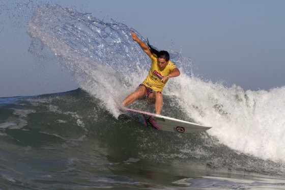 Tyler Wright Win Girls Rio Pro 2013