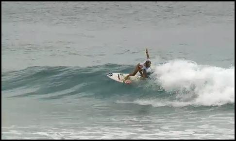 ROXY PRO Gold Coast 2010 Mt Woodgee Surfboards Paige Hareb ページ・ハーブ