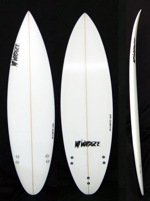Mt Woodgee Surfboards STANDARD モデル