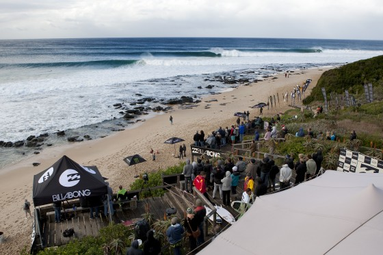 Day2 Billabong Pro Jeffreys Bay 2012