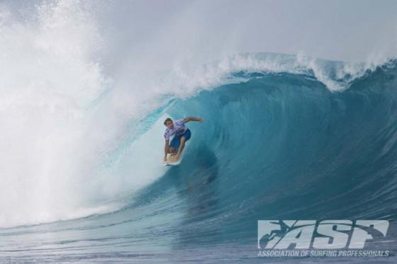 ビード・ダービッジ Volcom Fiji Pro 2012