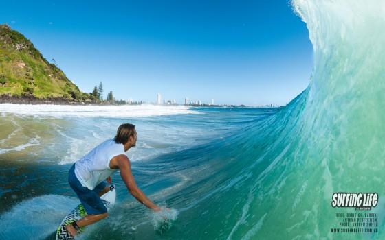 ビード・ダービッジ バーレーヘッズ form Surfing life Australia