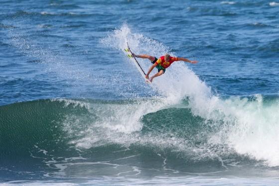 Sebastien Zietz Win Reef Hawaiian Pro